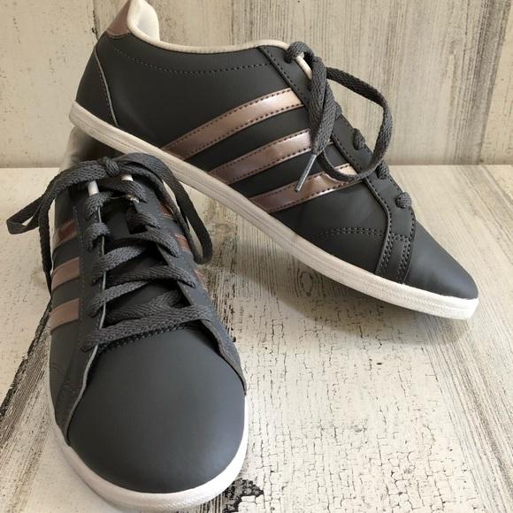 Adidas Coneo QT Gray/Rose Gold